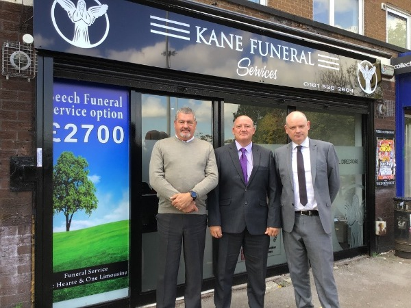 Bereaved save £66,000 thanks to Salford initiative