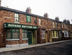 Guided tours of the new Coronation Street set at MediaCityUK