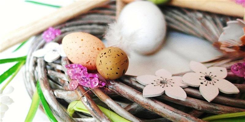 Easter Wreath Making Workshop
